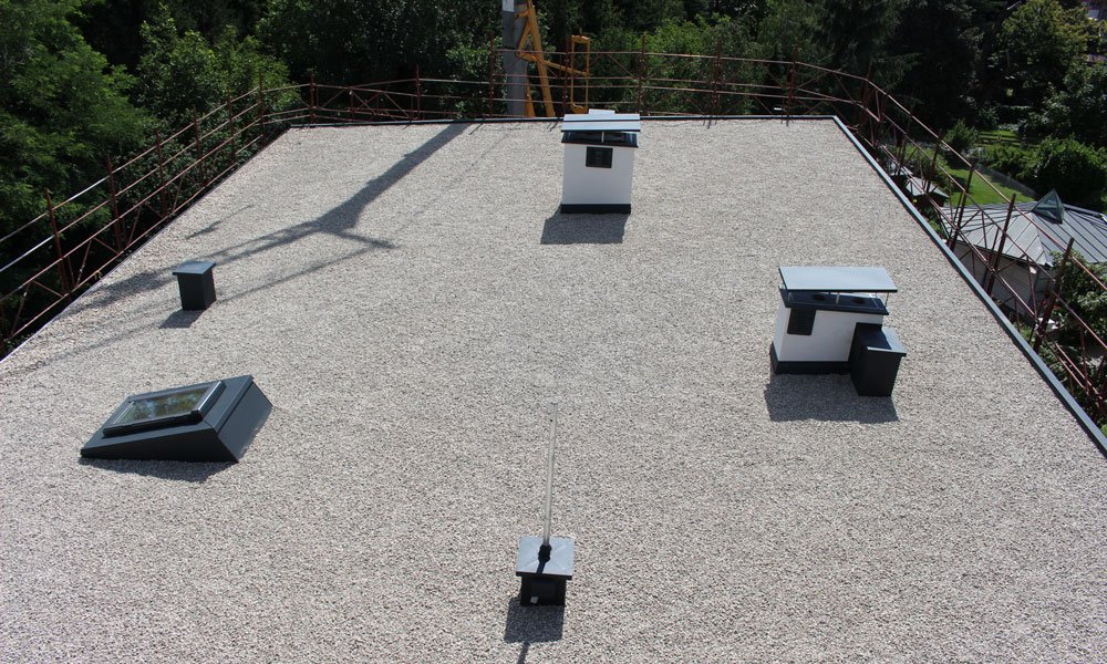 Balkone - Terrassen und Dächer richtig abdichten